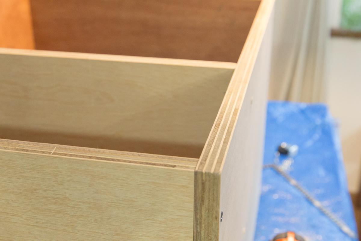 「DIY」シナランバーで棚を作ろう