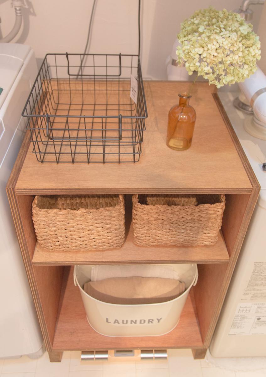 DIYで洗面所をセルフリフォーム