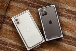 iPhone11proへ機種変更しました!